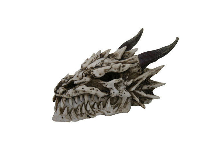 Dragon Skull Incense Burner - Jps Bears