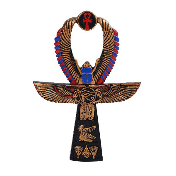 Egyptian Ankh Wings - Jps Bears