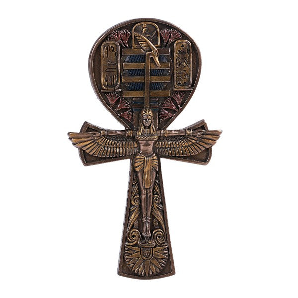 Egyptian Ankh Bronze - Jps Bears