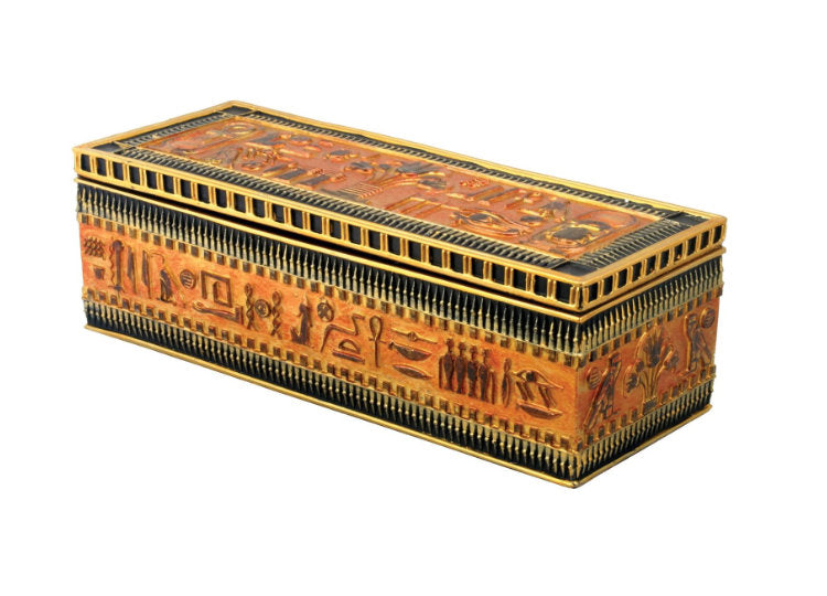 Egyptian Long Box - Jps Bears