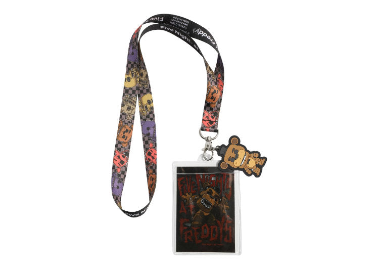 Five Nights At Freddy's – Freddy Lanyard