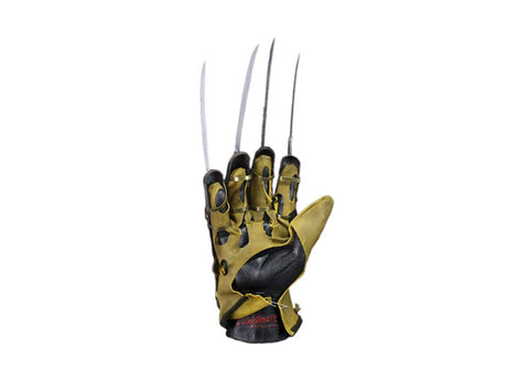 Freddy Krueger Glove  – Prop Replica – Nightmare on Elm Street - Jps Bears