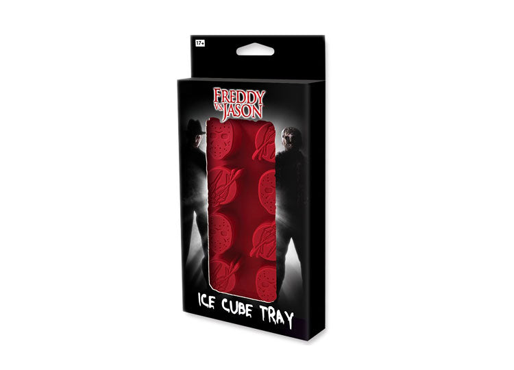 Freddy vs. Jason Ice Cube Tray - Jps Bears