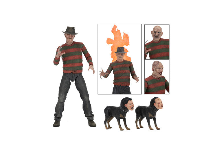 "Freddy Krueger 7"" Ultimate - A Nightmare on Elm Street Part 2"