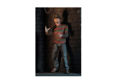 "Freddy Krueger 7"" Ultimate - A Nightmare on Elm Street Part 2 - Jps Bears"