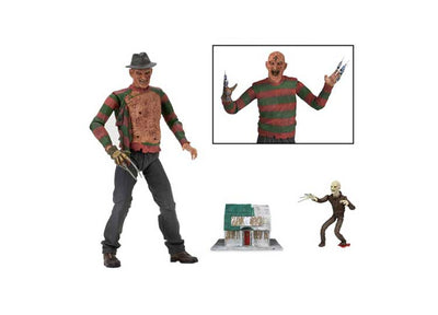 "Freddy Krueger 7"" Ultimate – A Nightmare on Elm Street Part 3 - Jps Bears"