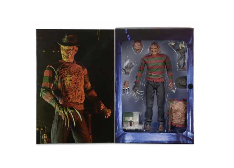 "Freddy Krueger 7"" Ultimate – A Nightmare on Elm Street Part 3"