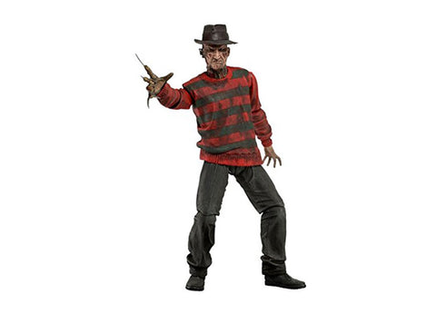 "Freddy Kruger 7"" Ultimate – A Nightmare On Elm Street - Jps Bears"
