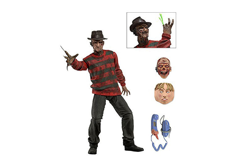 "Freddy Krueger 7"" Ultimate – A Nightmare On Elm Street - Jps Bears"