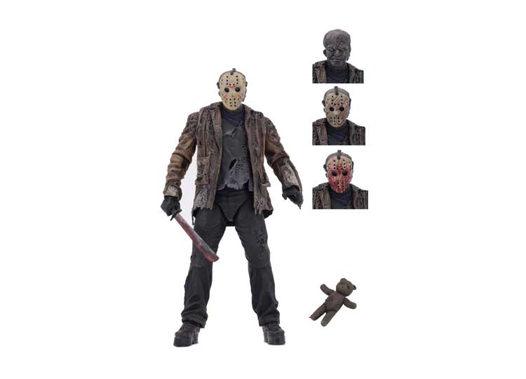 "Jason Voorhees 7"" Ultimate – Freddy vs. Jason - Jps Bears"