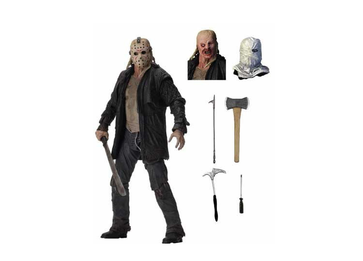 Friday The 13th and Jason Voorhees - JPs Bears