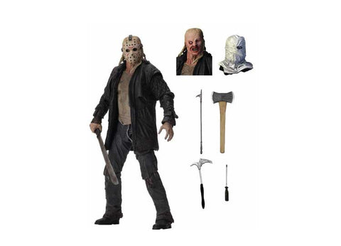 "Jason Voorhees 7"" Ultimate – Friday The 13th 2009"