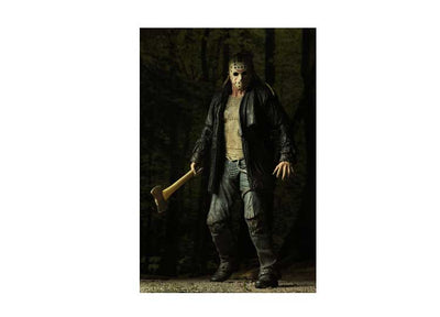 "Jason Voorhees 7"" Ultimate – Friday The 13th 2009 - Jps Bears"