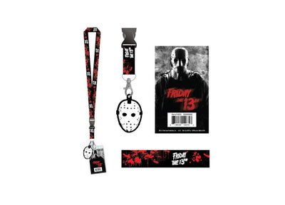 Jason Voorhees Lanyard - Friday The 13th - Jps Bears