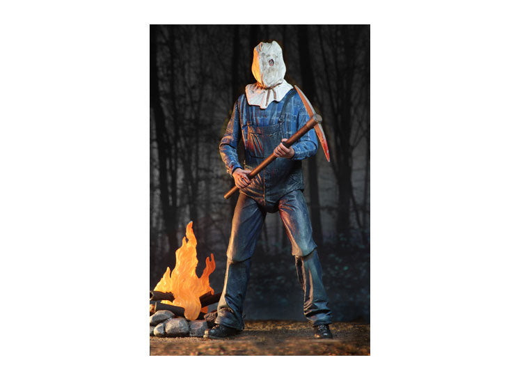 "Jason Voorhees 7"" Ultimate – Friday The 13th Part 2 - Jps Bears"