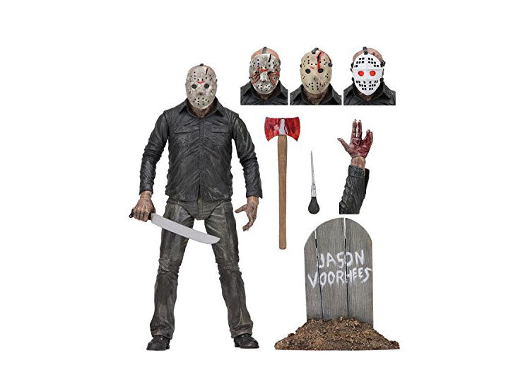 "Jason Voorhees 7"" Ultimate – Friday The 13th Part 5"
