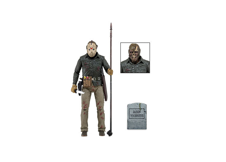 "Jason Voorhees 7"" Ultimate – Friday The 13th Part 6 - Jps Bears"