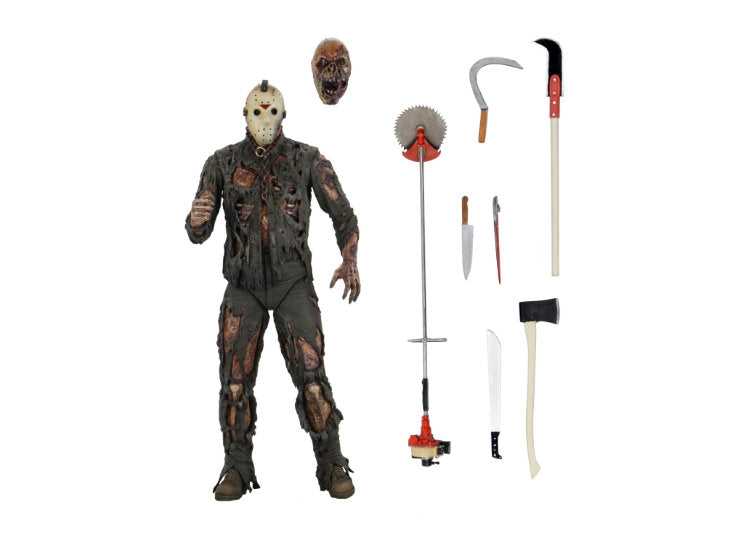 "Jason Voorhees 7"" Ultimate – Friday The 13th Part 7 - Jps Bears"