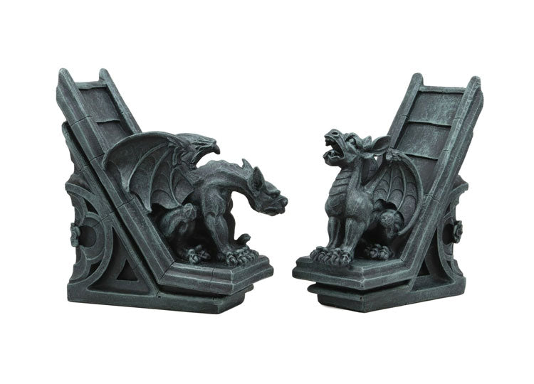 Gargoyle Bookends - Jps Bears