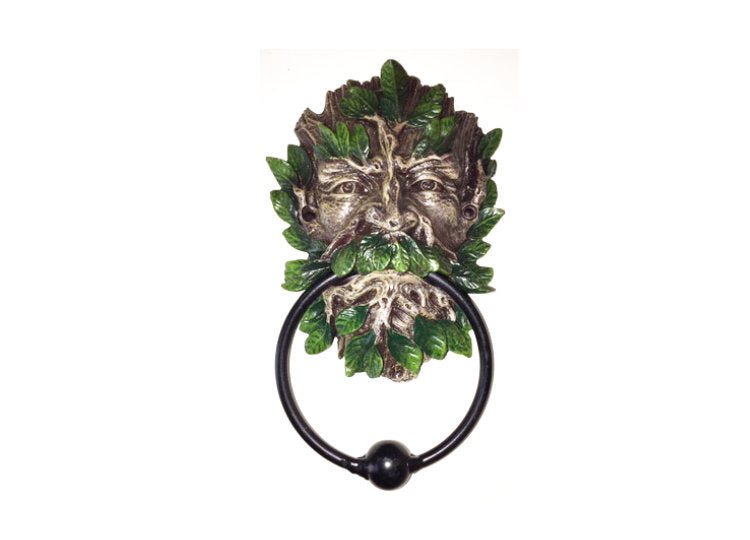 Greenman Door Knocker - Jps Bears