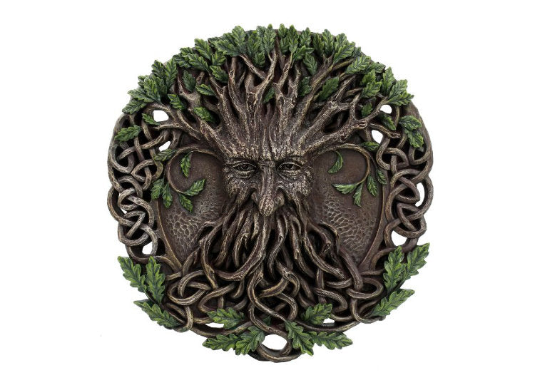Greenman Plaque - Jps Bears