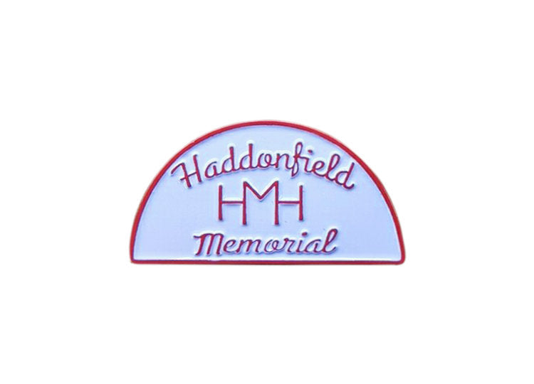 Haddonfield Memorial - Halloween II Enamel Pin