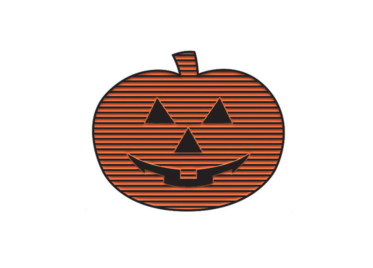 TV Pumpkin – Halloween III Enamel Pin - Jps Bears