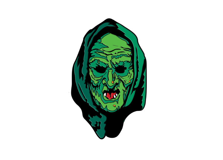 Witch Mask – Halloween III Enamel Pin - Jps Bears