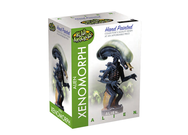 Xenomorph Head Knocker - Alien - Jps Bears