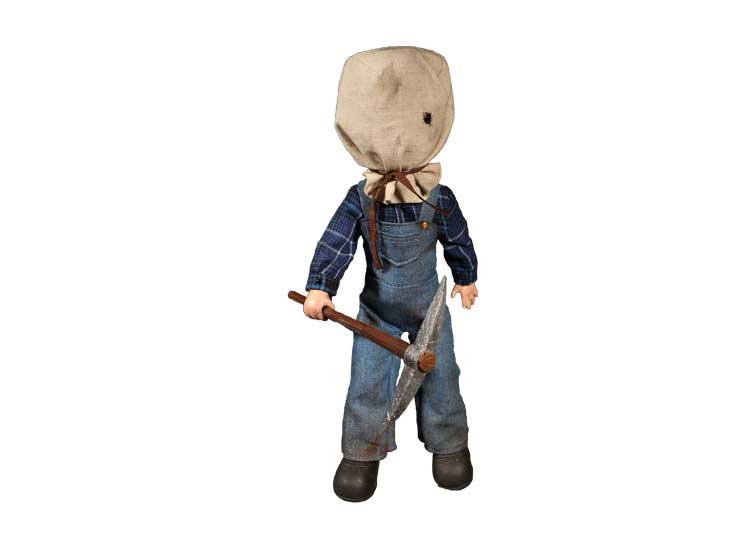 Jason Voorhees – Friday The 13th Part 2 – Living Dead Dolls