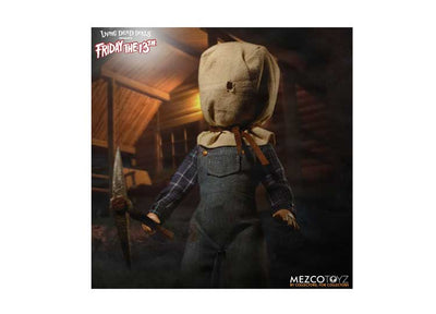 Jason Voorhees – Friday The 13th Part 2 – Living Dead Dolls - Jps Bears