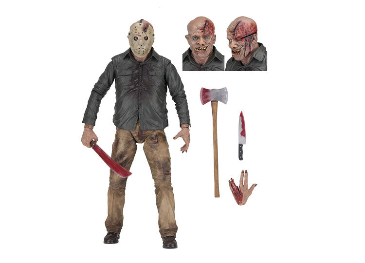 Jason Voorhees ¼ Scale Figure – Friday The 13th Part 4: The Final Chapter