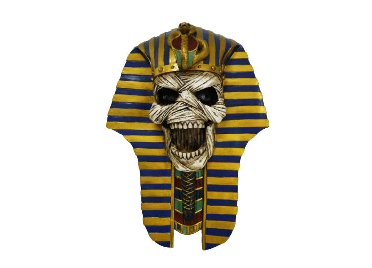 King Tut Mummy Wall Bust - Jps Bears
