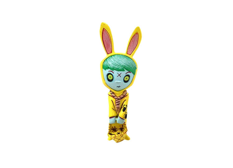 Living Dead Dolls Resurrection Series 1 Blind Box Mini Figure – Eggzorcist