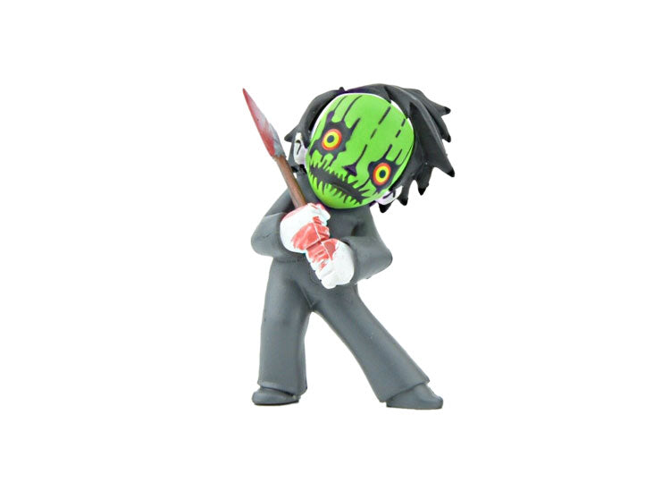 Living Dead Dolls Resurrection Series 1 Blind Box Mini Figure – Pumpkin Green - Jps Bears
