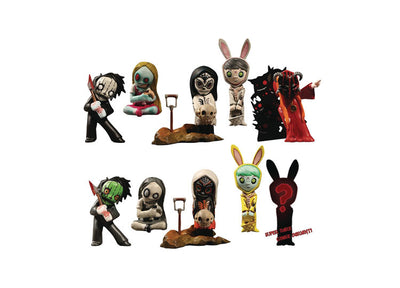 Living Dead Dolls Resurrection Series 1 Blind Box Mini Figure – Pumpkin White - Jps Bears