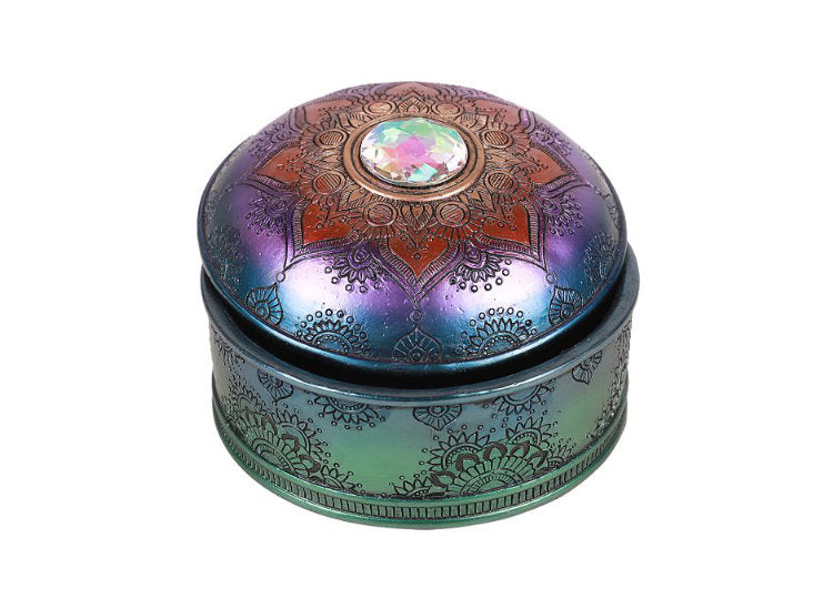 Mandala Trinket Box - Jps Bears