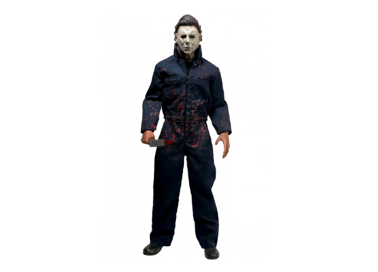 "This Michael Myers Bloody 1978 – 12"" Halloween Action Figure (Samhain Edition)"