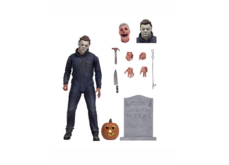 "Michael Myers 7"" Ultimate - Halloween 2018 - Jps Bears"