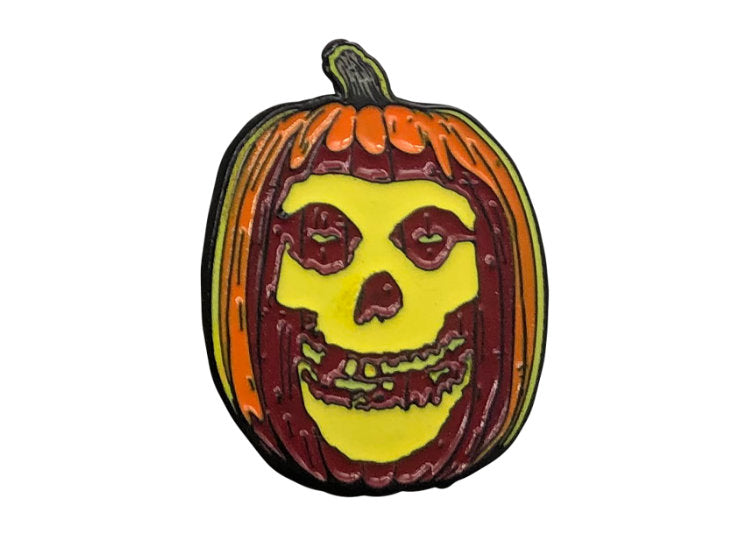 Misfits – Remember Halloween Enamel Pin
