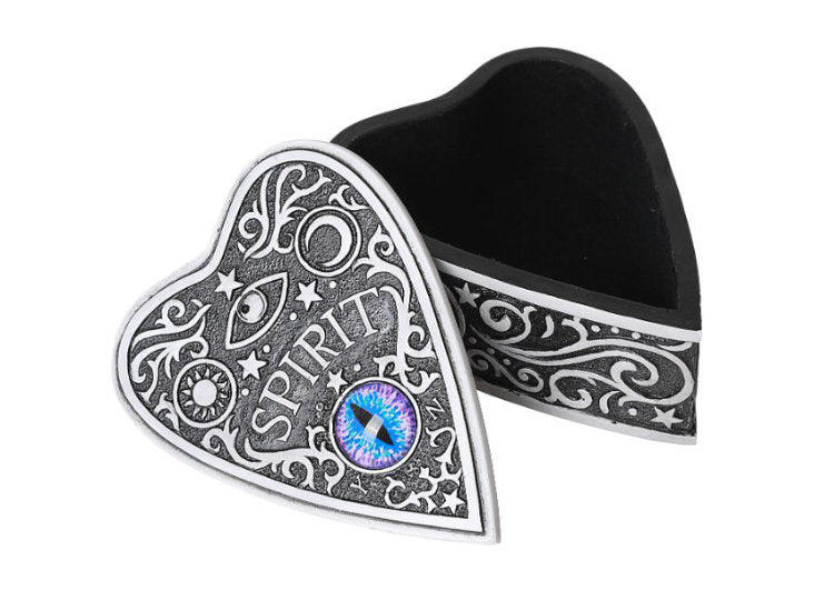 Ouija Spirit Board Planchette Box - Jps Bears
