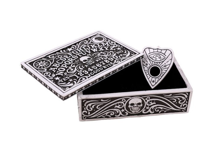 Ouija Spirit Board Box - Jps Bears