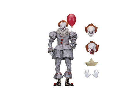 "Pennywise (2017) 7"" Ultimate Figure - It - Jps Bears"