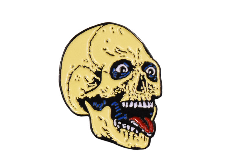 Party Time Skeleton - Return of the Living Dead Enamel Pin - Jps Bears