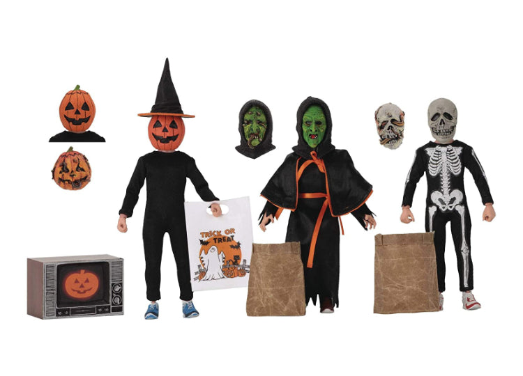 "Halloween III: Season of the Witch 8"" Clothed Figure Set"