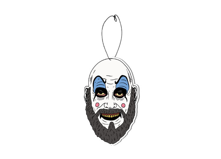 Captain Spaulding - House of 1000 Fear Freshener - Jps Bears