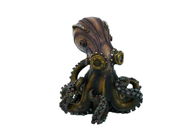 Steampunk Octopus - Jps Bears