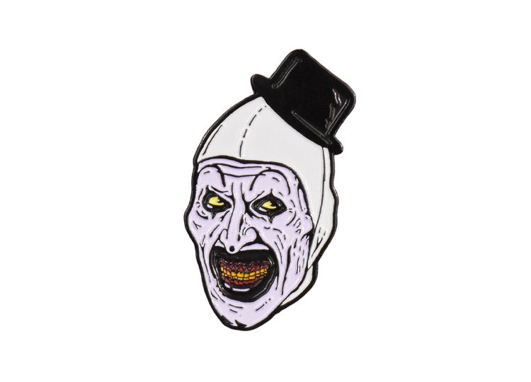 Art The Clown - Terrifier Enamel Pin - Jps Bears