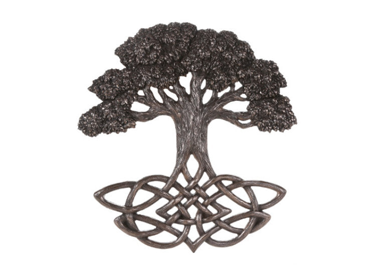Tree Of Life Plaque - Jps Bears
