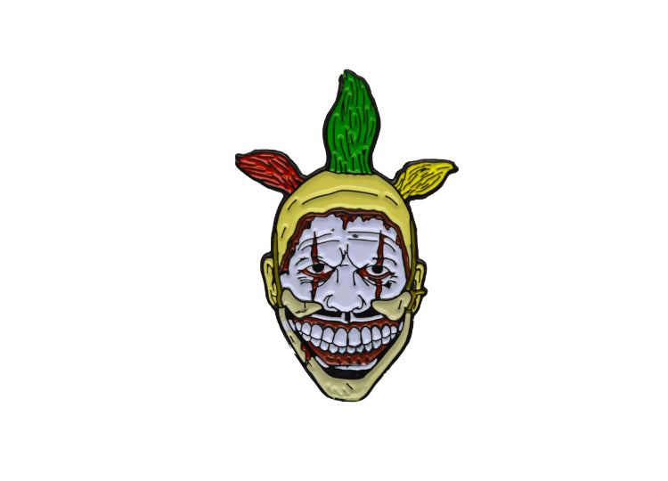 Twisty the Clown – American Horror Story Enamel Pin